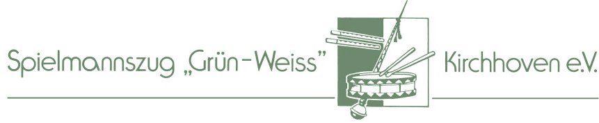 """Spielmannszug """"Grün-Weiss"""" Kirchhoven e.V."""